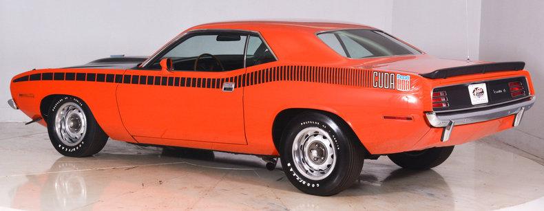 1970 Plymouth Cuda Image 16