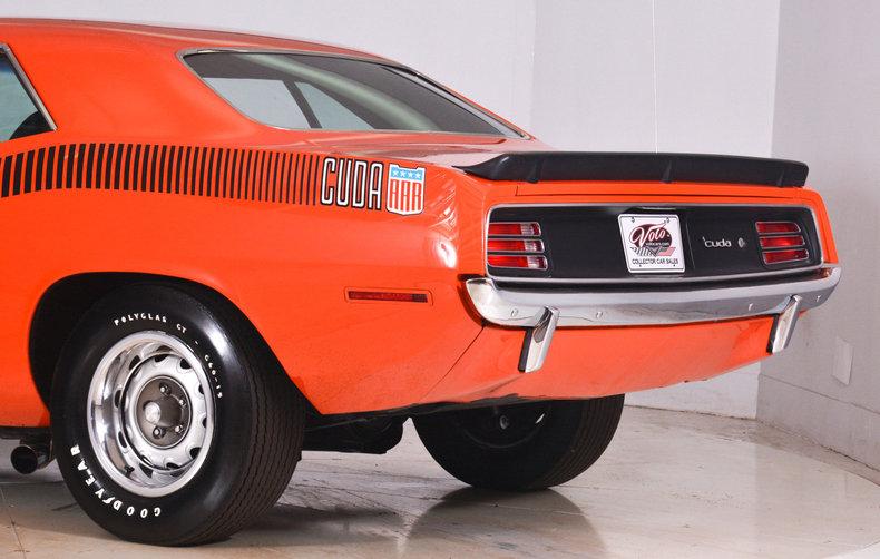 1970 Plymouth Cuda Image 26