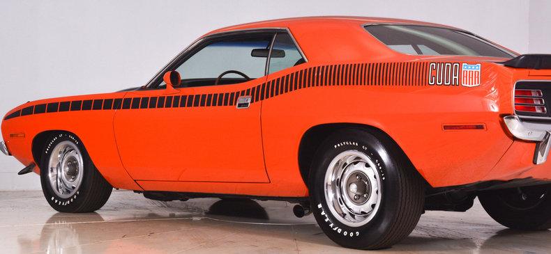 1970 Plymouth Cuda Image 39