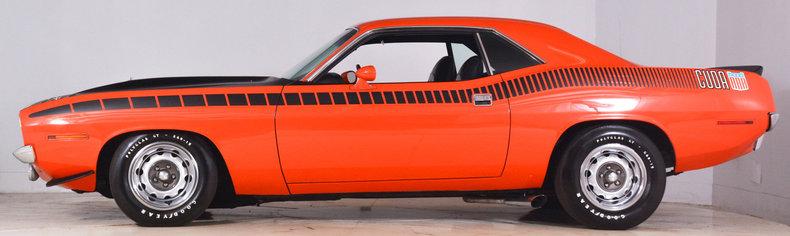 1970 Plymouth Cuda Image 10