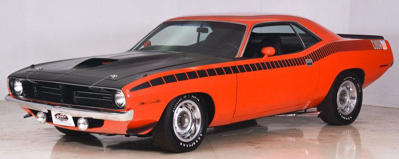 1970 Plymouth Cuda Image 45