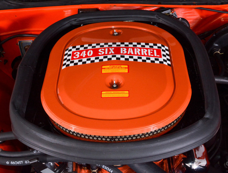 1970 Plymouth Cuda Image 41