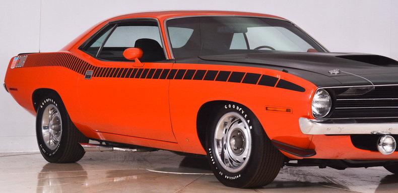 1970 Plymouth Cuda Image 33