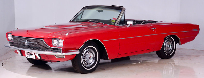 1966 Ford Thunderbird Image 8