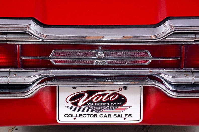 1966 Ford Thunderbird Image 21