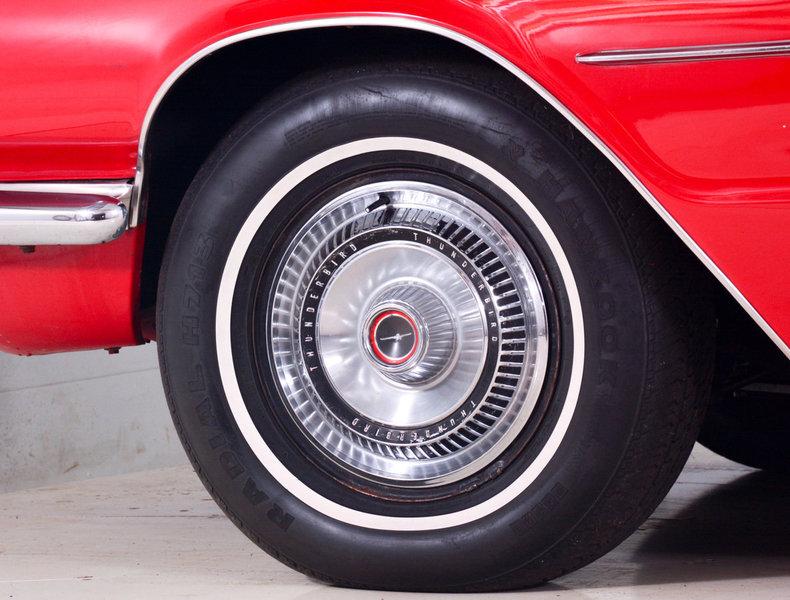 1966 Ford Thunderbird Image 53