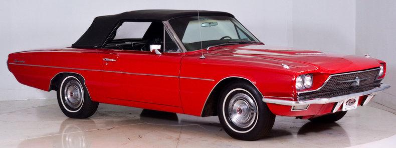 1966 Ford Thunderbird Image 20