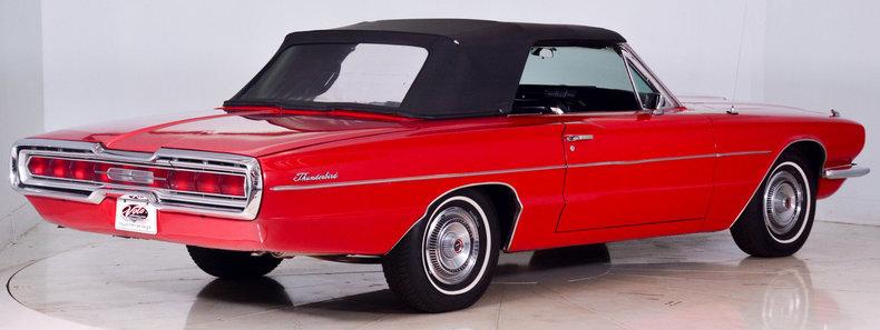 1966 Ford Thunderbird Image 3