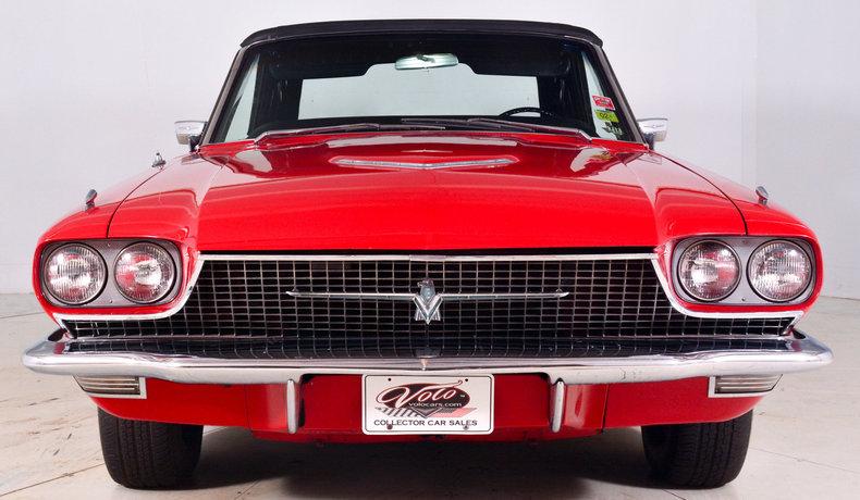 1966 Ford Thunderbird Image 56