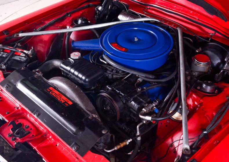 1966 Ford Thunderbird Image 11