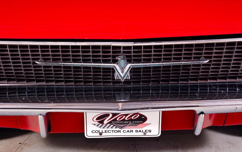 1966 Ford Thunderbird Image 51