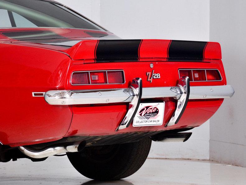 1969 Chevrolet Camaro Image 44