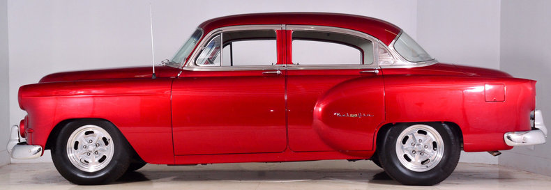 1953 Chevrolet Bel Air Image 11