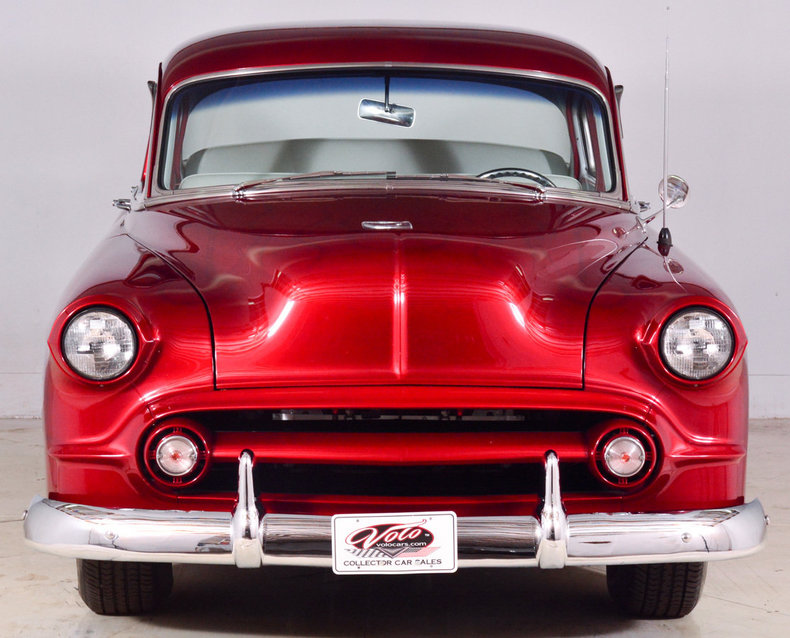 1953 Chevrolet Bel Air Image 14