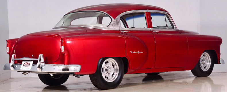 1953 Chevrolet Bel Air Image 3