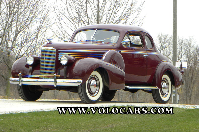 1938 LaSalle Model 5027 Image 1