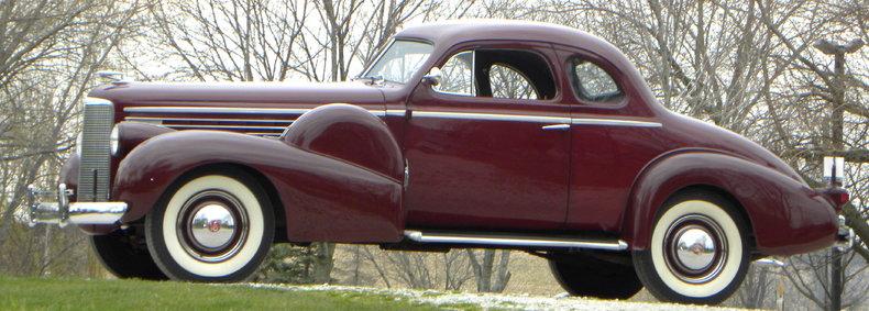 1938 LaSalle Model 5027 Image 2