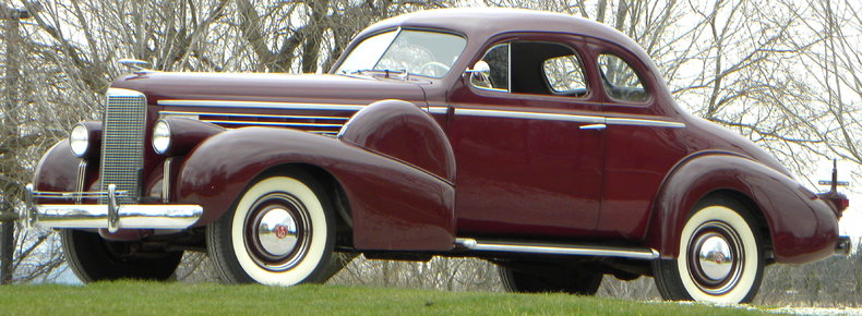 1938 LaSalle Model 5027 Image 3