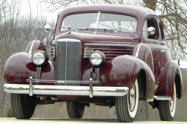 1938 LaSalle Model 5027 Image 4