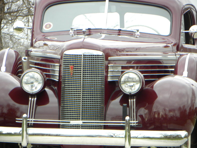 1938 LaSalle Model 5027 Image 5