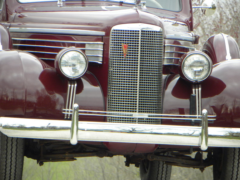 1938 LaSalle Model 5027 Image 6