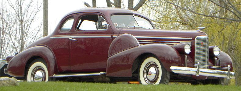1938 LaSalle Model 5027 Image 7