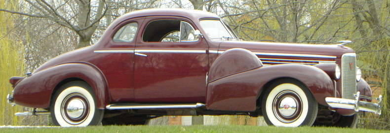 1938 LaSalle Model 5027 Image 8