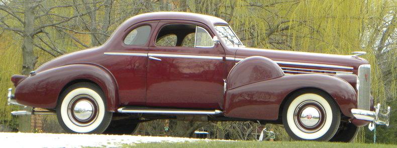 1938 LaSalle Model 5027 Image 9