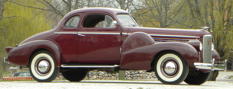 1938 LaSalle Model 5027 Image 10