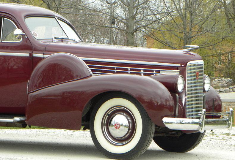 1938 LaSalle Model 5027 Image 11
