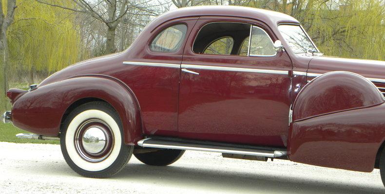 1938 LaSalle Model 5027 Image 12