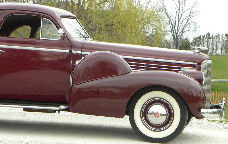 1938 LaSalle Model 5027 Image 13