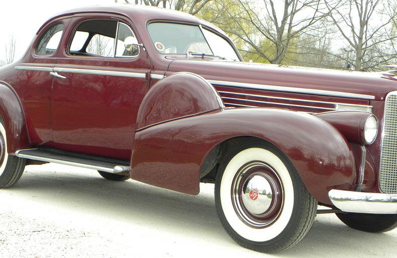 1938 LaSalle Model 5027 Image 14