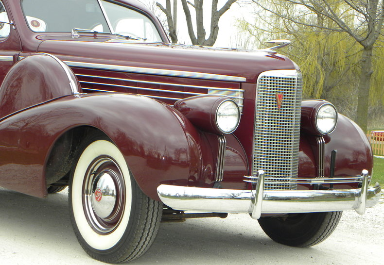 1938 LaSalle Model 5027 Image 15