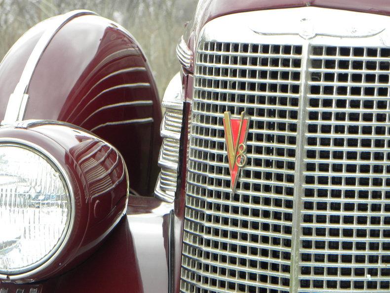1938 LaSalle Model 5027 Image 16