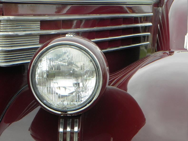 1938 LaSalle Model 5027 Image 17