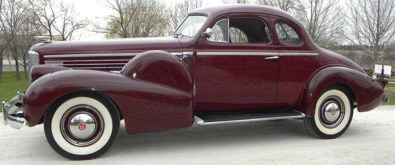 1938 LaSalle Model 5027 Image 25
