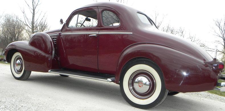 1938 LaSalle Model 5027 Image 26