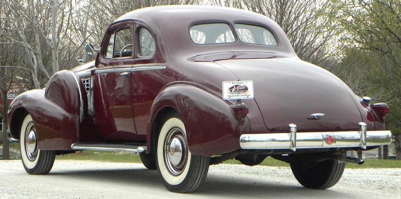 1938 LaSalle Model 5027 Image 28