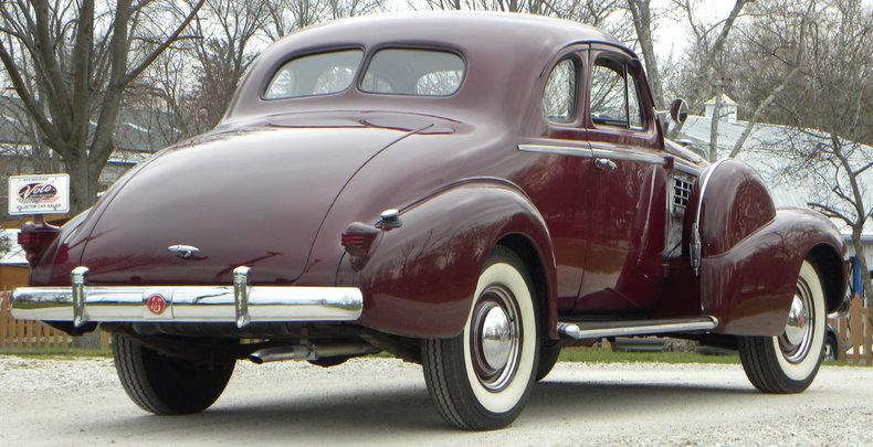 1938 LaSalle Model 5027 Image 30