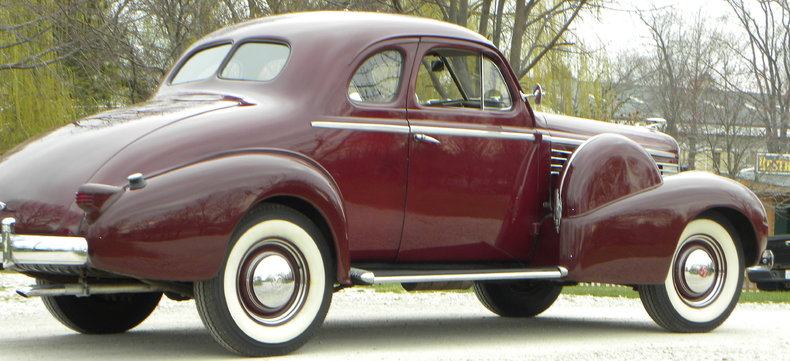 1938 LaSalle Model 5027 Image 31
