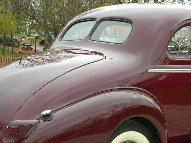 1938 LaSalle Model 5027 Image 32