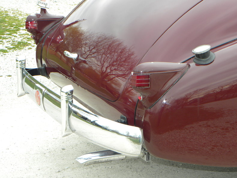 1938 LaSalle Model 5027 Image 33