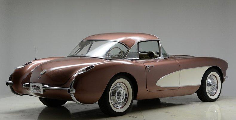 1957 Chevrolet Corvette Image 3