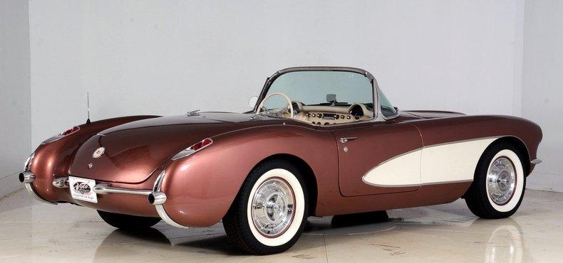 1957 Chevrolet Corvette Image 17