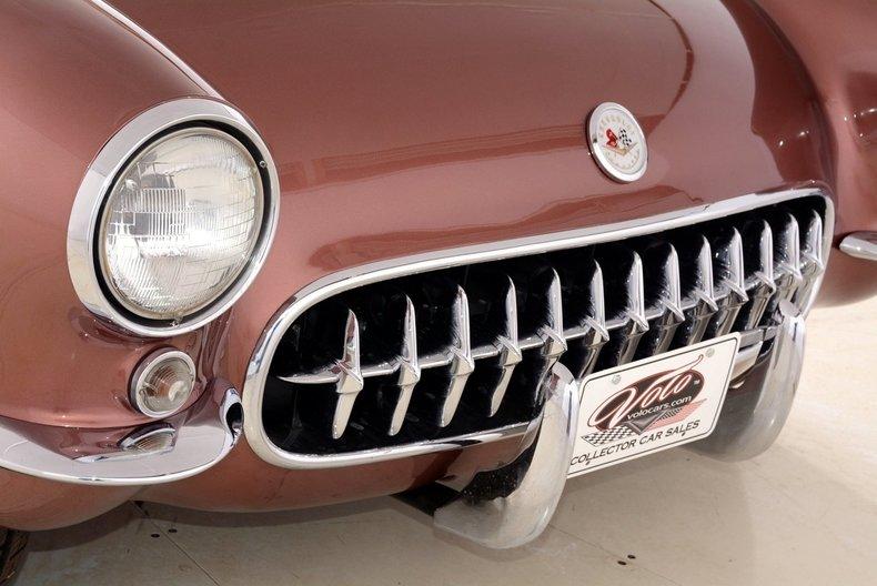 1957 Chevrolet Corvette Image 24