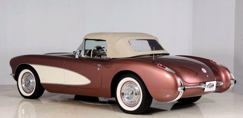 1957 Chevrolet Corvette Image 33