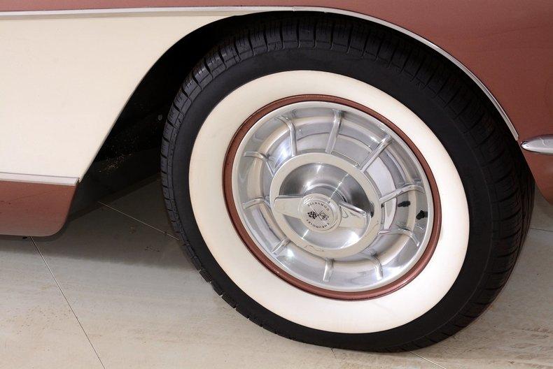 1957 Chevrolet Corvette Image 40