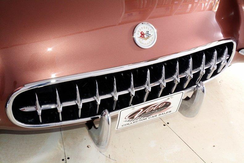 1957 Chevrolet Corvette Image 48