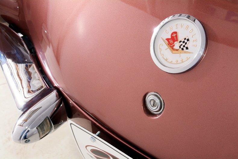 1957 Chevrolet Corvette Image 51